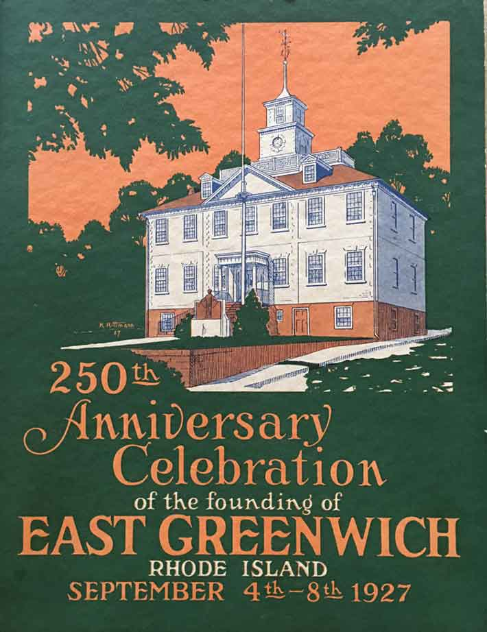 250th Anniversary Celebration of the Founding of East Greenwich